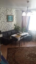 Двухкомнатная квартира с кухней-студией,  п. Кедровка